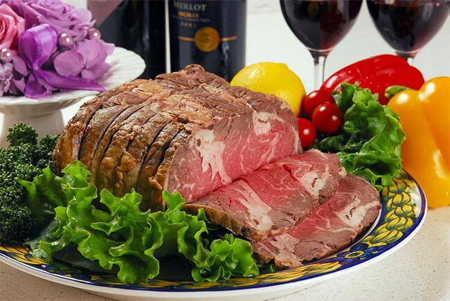 Maridaje de vinos con carne