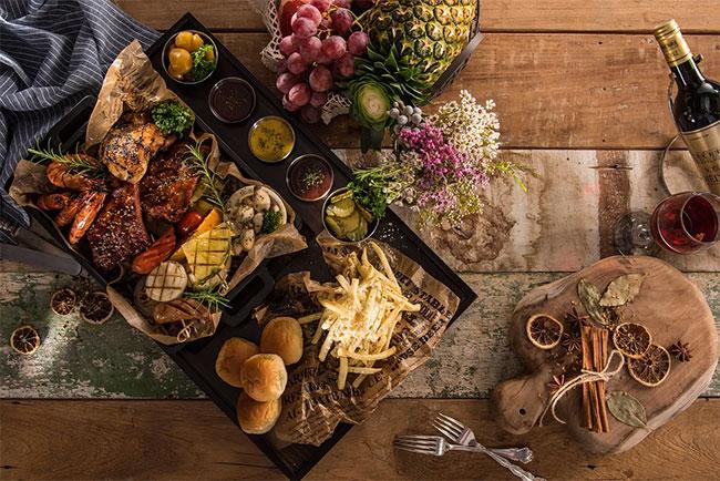 maridaje de vinos y platos