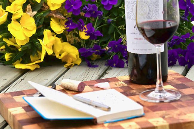 herramientas para una Cata de vinos