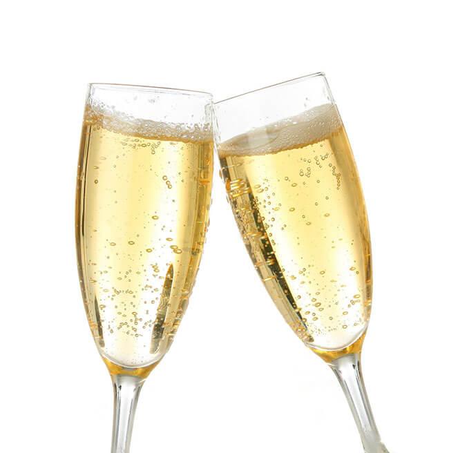 Clasificación de vinos blancos según el contenido en gas