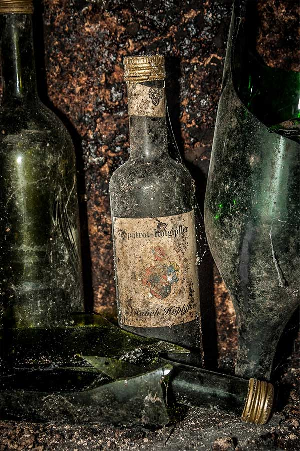vino antiguo