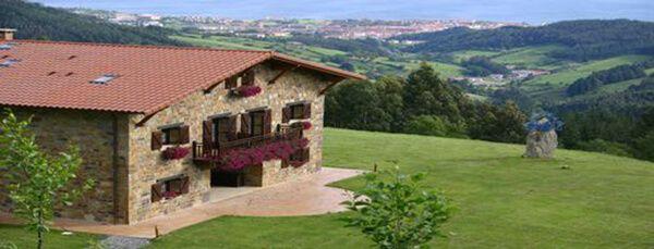 casa rural vino