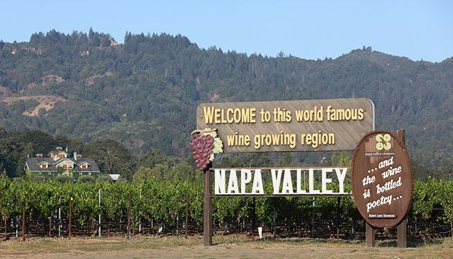 napa valley vino