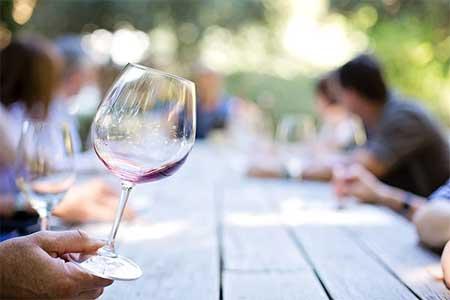cata de vinos chianti