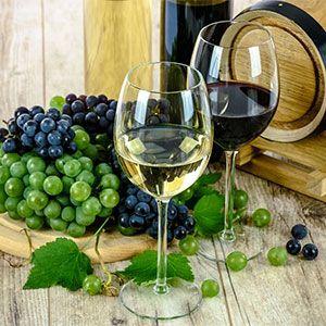 Diferencias entre vino tinto blanco y rosado